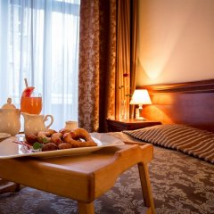 Grand Hotel Stamary Wellness & Spa 4* Стандартный номер с различными типами кроватей фото 2