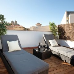 Апартаменты Centric Apartment National Palace Барселона спа