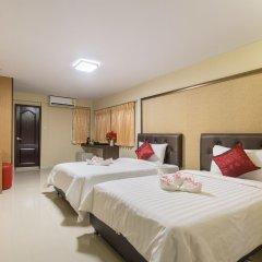 Отель NRC Residence Suvarnabhumi комната для гостей фото 5