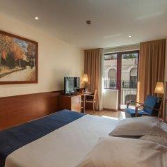 Отель Sorolla Centro 3* Стандартный номер с двуспальной кроватью фото 6