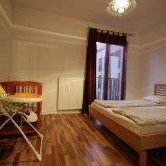 Отель Gdański Residence Улучшенные апартаменты с различными типами кроватей фото 3