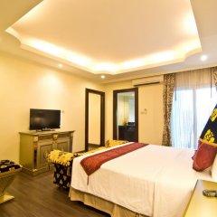 Отель LK Royal Suite Pattaya 4* Стандартный номер с различными типами кроватей фото 14