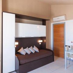 Отель Residence Sottovento 3* Студия с различными типами кроватей фото 15