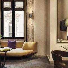 Отель Park Hyatt Milano 5* Стандартный номер с различными типами кроватей фото 6