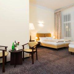 Upper Room Hotel Kurfurstendamm 3* Стандартный номер с 2 отдельными кроватями фото 5