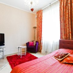 Апартаменты Best Travel Apartments Минск комната для гостей