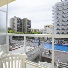 Отель Marconfort Griego Hotel - Все включено Испания, Торремолинос - отзывы, цены и фото номеров - забронировать отель Marconfort Griego Hotel - Все включено онлайн балкон
