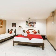 Rich Resort Beachside Hotel 2* Номер Делюкс с различными типами кроватей фото 5