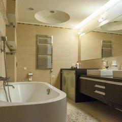 Отель Natalex City Apartments Литва, Вильнюс - отзывы, цены и фото номеров - забронировать отель Natalex City Apartments онлайн ванная