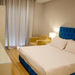 Hotel Luxury 4* Номер Делюкс с различными типами кроватей фото 11