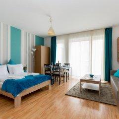 Апартаменты Sun Resort Apartments Студия Делюкс с различными типами кроватей фото 14