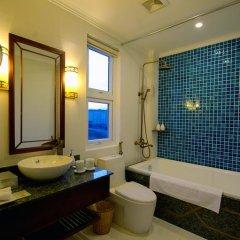 Lantana Hoi An Boutique Hotel & Spa 4* Улучшенный номер с различными типами кроватей фото 9