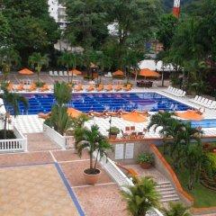 Hotel Del Llano бассейн фото 3