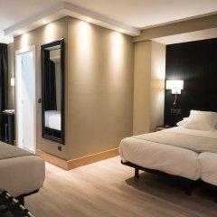 Hotel Plaza 4* Стандартный семейный номер с двуспальной кроватью