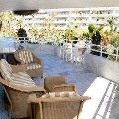 Отель Coral Beach Aparthotel 4* Улучшенные апартаменты с 2 отдельными кроватями фото 7