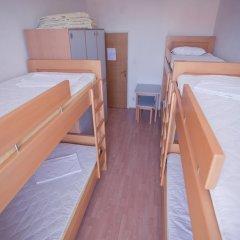 Youth Hostel Zagreb Кровать в общем номере с двухъярусной кроватью фото 4