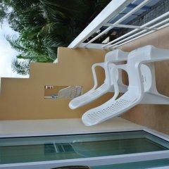 Отель Jomthong Guesthouse 2* Стандартный номер с двуспальной кроватью фото 8