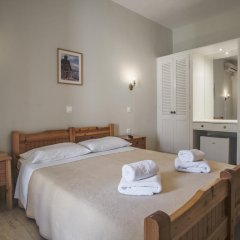 Iliada Beach Hotel 3* Стандартный номер с различными типами кроватей фото 4