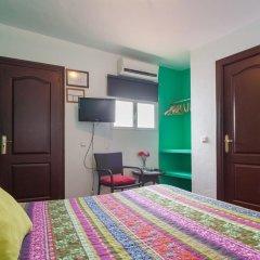 Отель Pension San Marcos Номер категории Эконом с различными типами кроватей фото 13