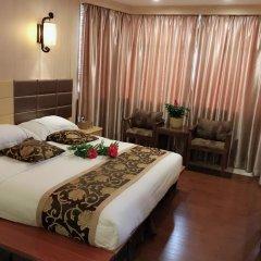 Shenzhen Haoyuejia Hotel Шэньчжэнь комната для гостей фото 4