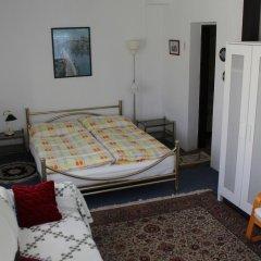 Отель Pension Hanspaulka 2* Стандартный номер с различными типами кроватей фото 8