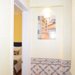Отель Pensão Flor da Baixa комната для гостей фото 2