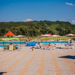 Hotel Illara Свалява бассейн фото 3