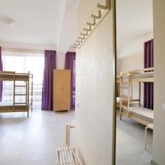 Апарт-Отель Открытие Кровать в общем номере с двухъярусными кроватями фото 2