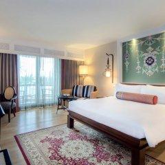 Отель Siam Bayshore Resort Pattaya 5* Номер Делюкс с различными типами кроватей фото 28