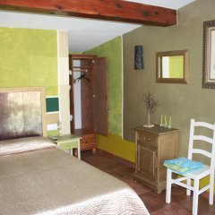 Отель Llosa de Ibio удобства в номере