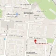 Апартаменты на Елисаветинской парковка