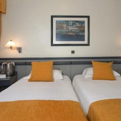 Emmantina Hotel 4* Стандартный номер с различными типами кроватей фото 5