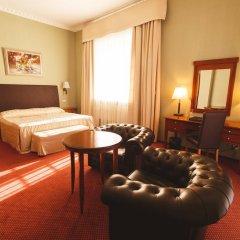 Бизнес Отель Евразия 4* Представительский люкс разные типы кроватей фото 3