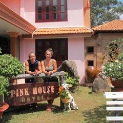 Отель Villa Pink House Вьетнам, Далат - отзывы, цены и фото номеров - забронировать отель Villa Pink House онлайн фото 3