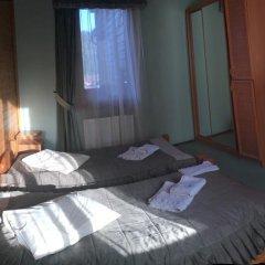 Гостиница Smerekova Khata Стандартный номер разные типы кроватей фото 5