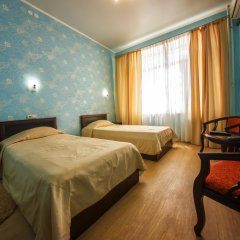 Гостиница Лайм 3* Стандартный номер с 2 отдельными кроватями фото 3