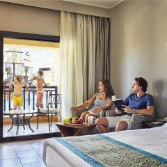 Отель Steigenberger Aqua Magic Red Sea 5* Номер Делюкс с различными типами кроватей