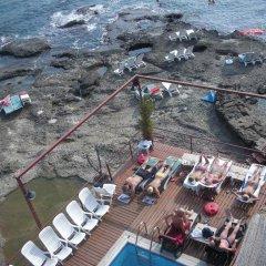 Yali Hotel Турция, Сиде - отзывы, цены и фото номеров - забронировать отель Yali Hotel онлайн пляж фото 2