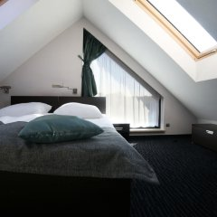 Отель Golden Tulip Gdansk Residence 4* Стандартный номер с различными типами кроватей фото 8