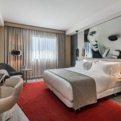Отель NH Collection Madrid Suecia 5* Номер категории Премиум с различными типами кроватей фото 8