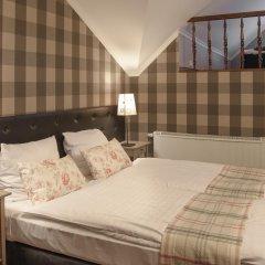 Отель Pałac Piorunów & Spa 3* Стандартный номер с различными типами кроватей фото 4