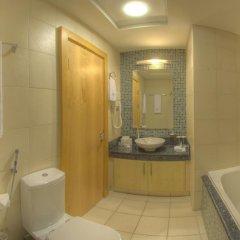 Отель Royal Club at Palm Jumeirah Апартаменты с различными типами кроватей фото 9