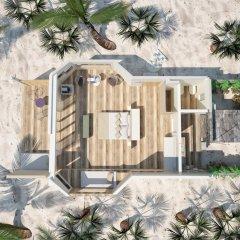 Отель Cocoon Maldives 5* Вилла с различными типами кроватей фото 3