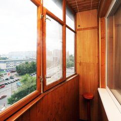 Гостиница ApartLux Наметкина Suite балкон