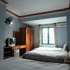 Green Bay Hotel Halong 2* Стандартный номер с различными типами кроватей фото 3