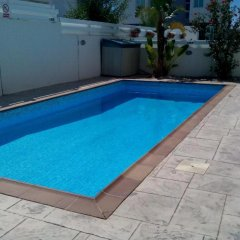 Отель Villa Doris Кипр, Протарас - отзывы, цены и фото номеров - забронировать отель Villa Doris онлайн бассейн фото 3