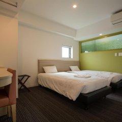 Ueno Hotel 3* Стандартный номер с 2 отдельными кроватями