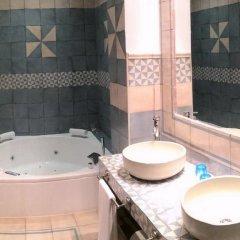 Отель Spa Complejo Rural Las Abiertas 3* Улучшенный люкс с различными типами кроватей фото 6