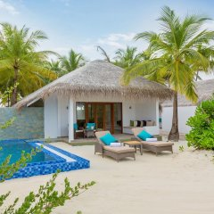 Отель Cocoon Maldives 5* Люкс с различными типами кроватей фото 3
