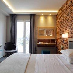 Palmyra Beach Hotel 4* Улучшенный номер с двуспальной кроватью фото 11